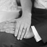 Wedding rings photography