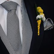 buttonhole winter wedding elegant leicestershire photographer