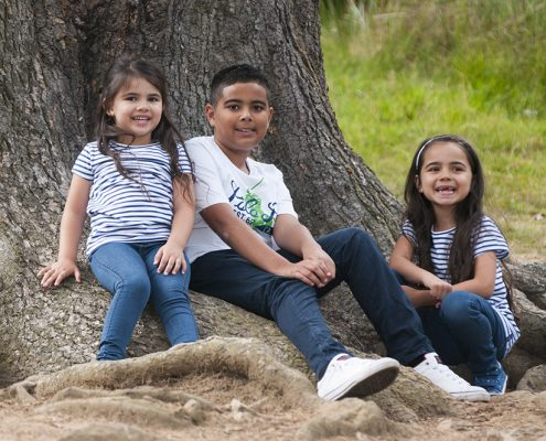 family photography siblings bradgate park